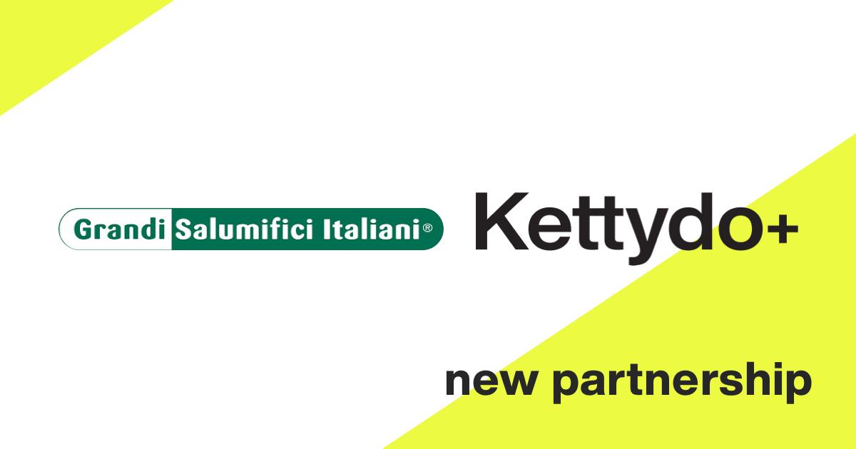 Grandi Salumifici Italiani affida a Kettydo+ la ridefinizione della strategia digitale di tutti i propri brand