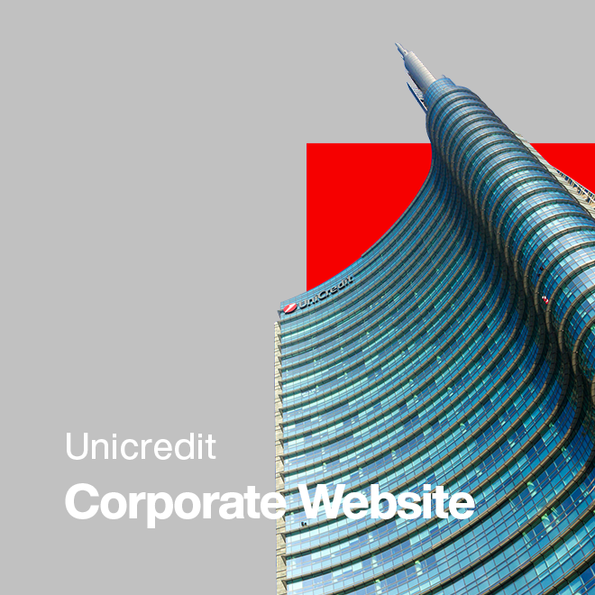 unicredit-corporate-website