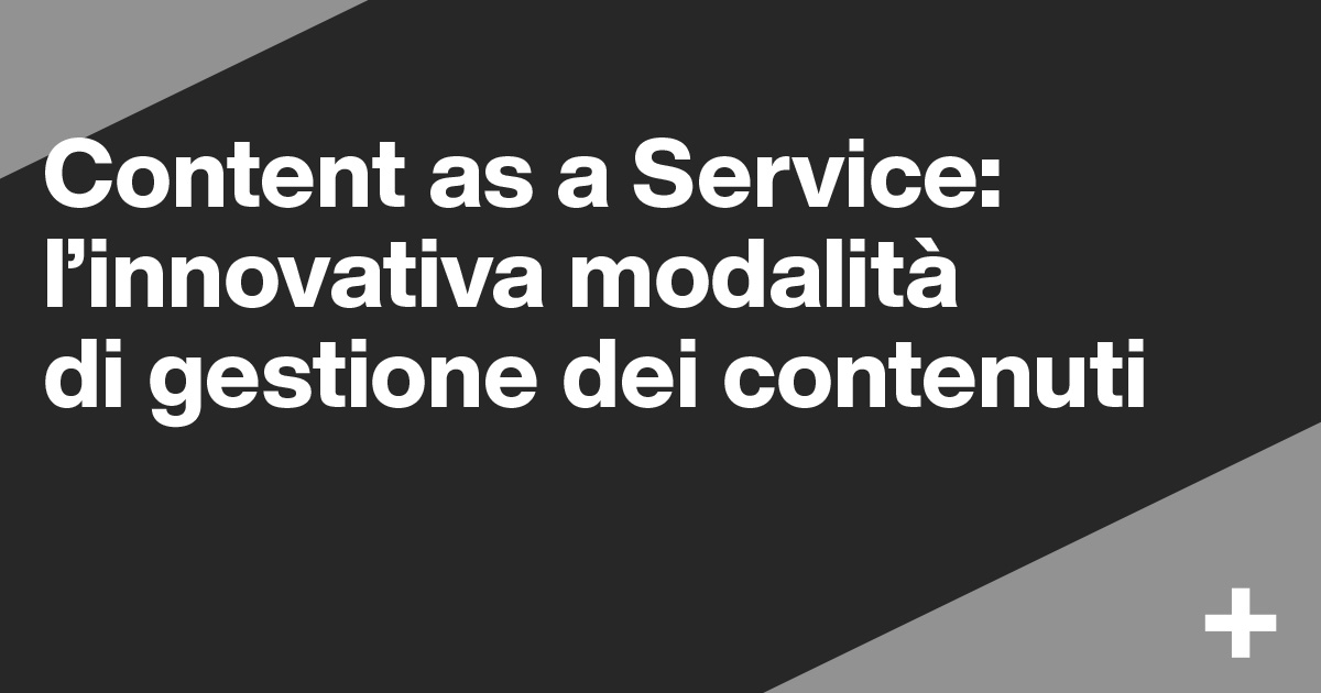 Content-as-a-Service