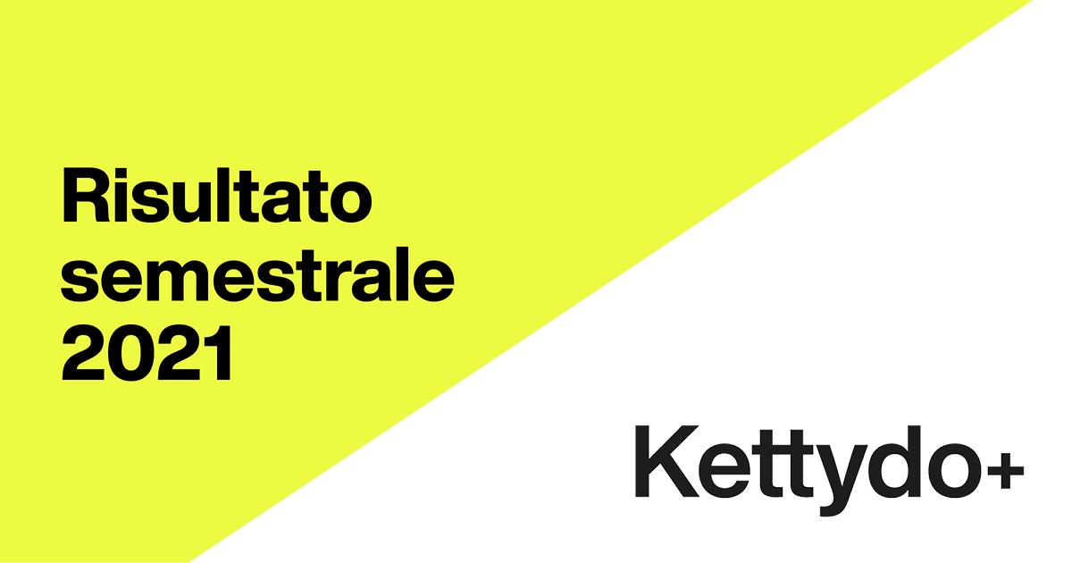 Trend in crescita per Kettydo+: nel primo semestre il +20% di fatturato